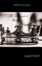La Leggenda di Kali e Van (A Short Novel) by IreneToccaceli