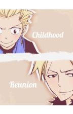 Childhood reunion: A Sting Eucliffe X Reader, Fairy Tail Fan Fiction by bethgrace4