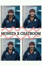 Monsta X Chatroom by -minhyukie