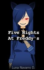 Five Nigths At Freedy's by Lu-Chan666