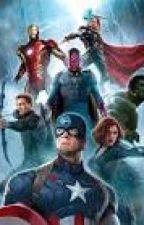 Los Vengadores en terapias by SuperAventurero