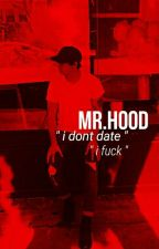 Mr. Hood ;; au by blurryslfl