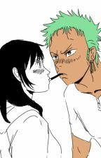 Roronoa Zoro X Reader by Manga2703