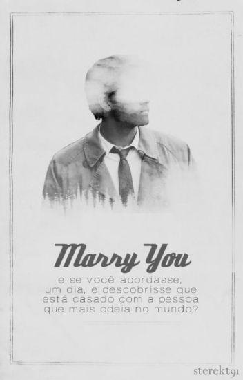 Marry You ➸ destiel version