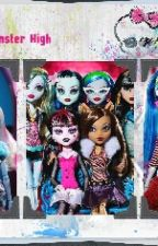 Monster High E O Amoleto Amaldiçoado by ines21354