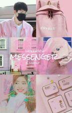 Messenger » Wonwoo by Wild-Kimono