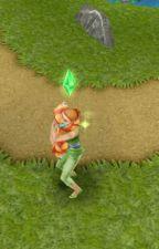 Sims freeplay:kitapus ekrano( Baigta) by Gabriela_Never