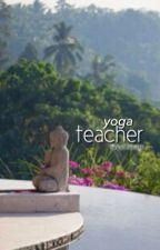 yoga teacher ; larry español  by divasa