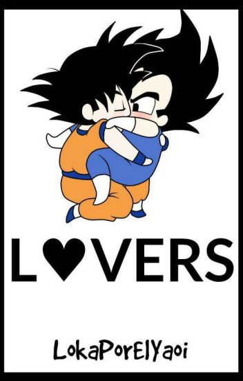 Lovers-Goku x Vegeta (yaoi)