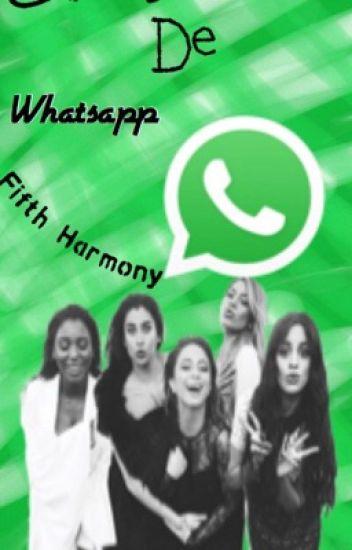 Chats de Whatsapp con Fifth Harmony; humor venezolano.