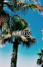 homeless ✿ larry by louisgozei