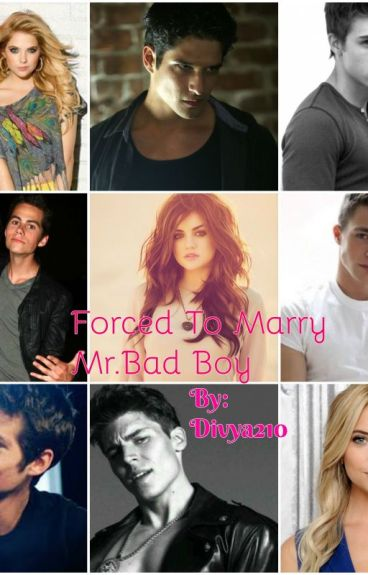 Forced to Marry Mr. Bad Boy