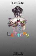 Letters ||Lorenzo Ostuni by liittlellie