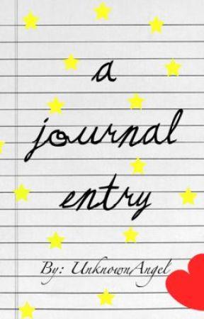A Journal Entry by UnknownAngel