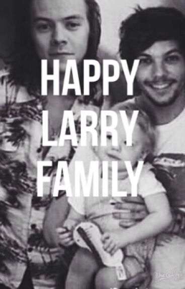 a happy larry family