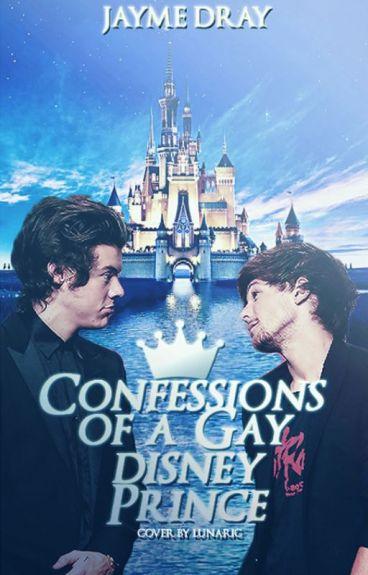 Confessions of a Gay Disney Prince    L.S.    Italian Translation   