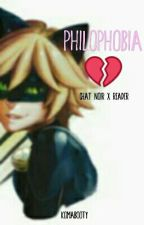 ♡ adrien agreste x fem! reader : philophobia ♡ by komabooty