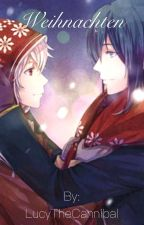 Weihnachten  (Nezumi x Shion, Reunion) by LucyTheCannibal