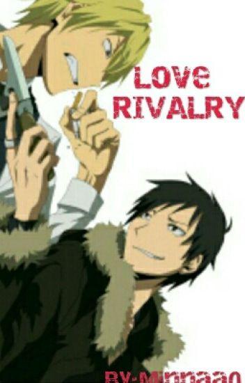 Love Rivalry (Shizuo x Reader x Izaya)