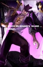 Stuck on Mihawk's island.... Great by ryetune
