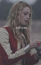 Asylum ❄ Kai Parker by IsabelleHawk