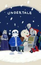 Undertale X Reader Oneshots by 2PAshleyAkumakitty