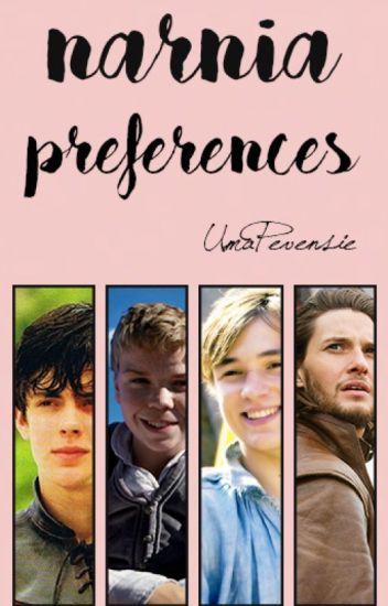 Narnia Preferences