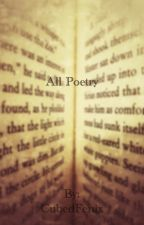 All Poetry by CubedFenix