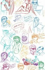 Vanoss And Friends One-Shots by Eclipse_The_Dragon