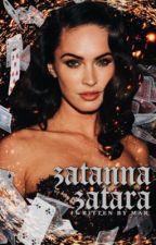Zatanna Zatara ❍ Pietro Maximoff by pawdfoot