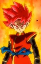 Dragon Ball Infinit: Saga Dios Elemental Fu by JulianAMaruland