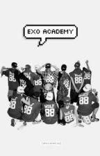 EXO Academy by Ahristeria
