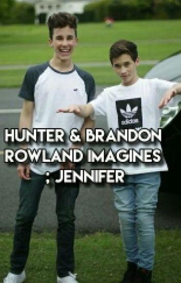 Hunter & Brandon Rowland Imagines