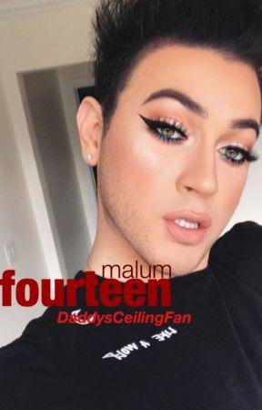 fourteen {malum}  ✔ by DaddysCeilingFan