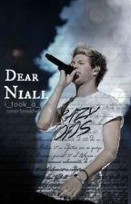 Dear Niall by nxrryzh03