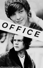 OFFICE- Larry Stylinson by xSomewhereDarkerx