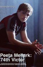 Peeta Mellark: 74th Victor by teaandwriting