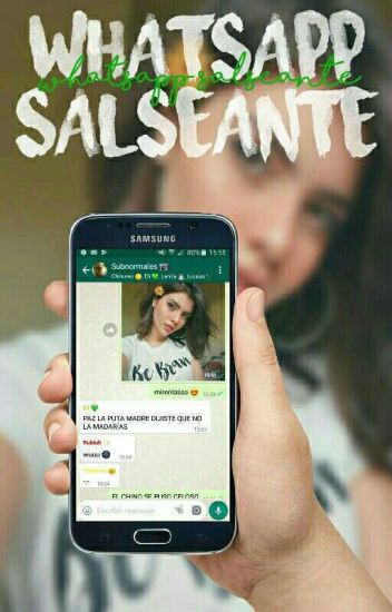 Whatsapp Salseante »Youtubers«