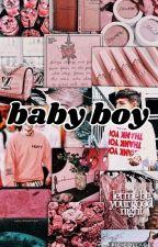 Baby Boy 📌 l.s by itslarrymour