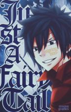 just a fairy tail | gray fullbuster by -springhun-
