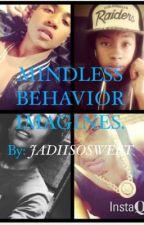 mindless behavior imagines . by jadiisosweet