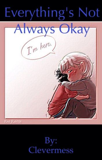 Everything's Not Always Okay (Scorbus) (Drarry) (Boyxboy)