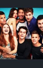 Would you rather for the Teen Wolf Cast by HollandRodenOfficial