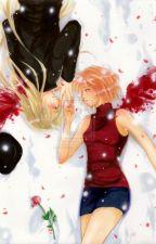 Sherry X Gin (A Detective Conan Fanfiction) by derederechan