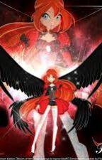 Crimson Flame - Winx Club by KafoeChung