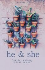 He & She by nebula_21