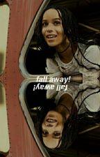 fall away ( mr. robot. ) by rebelofeden