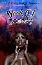 Book of Poetry  by BeautyInASoul