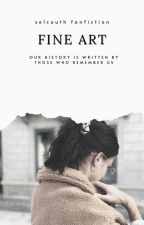 Fine Art ↠ Edward Cullen by seIcouth