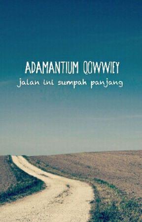 Adamantium Qowwiey by efkay_